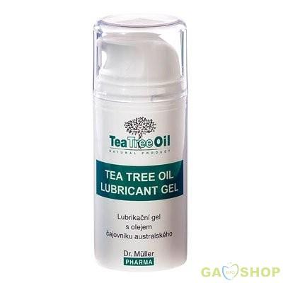 Tea tree oil teafa síkosító gél 100 ml