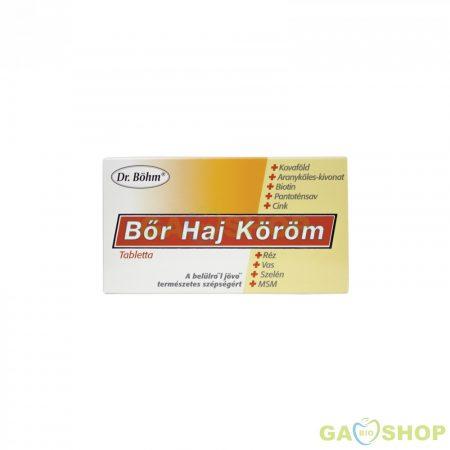 Dr.böhm bõr haj köröm tabletta